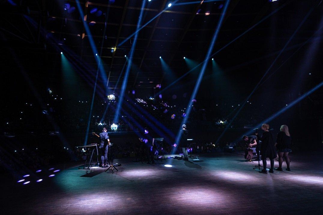 """""""Daddy Was A Milkman"""" 2019-uosius metus užbaigė anšlaginiu koncertu Palangoje, nuotrauka-5, Luko Grušecko ir Evelinos Sabaliauskaitės nuotr."""