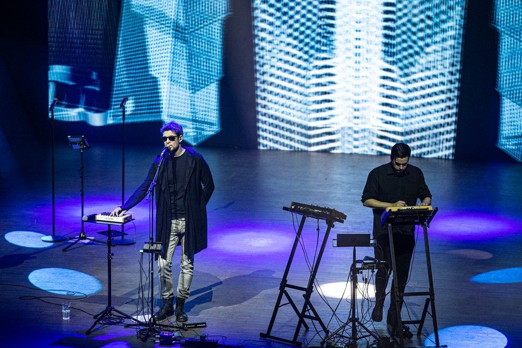 """""""Daddy Was A Milkman"""" 2019-uosius metus užbaigė anšlaginiu koncertu Palangoje, nuotrauka-4, Luko Grušecko ir Evelinos Sabaliauskaitės nuotr."""