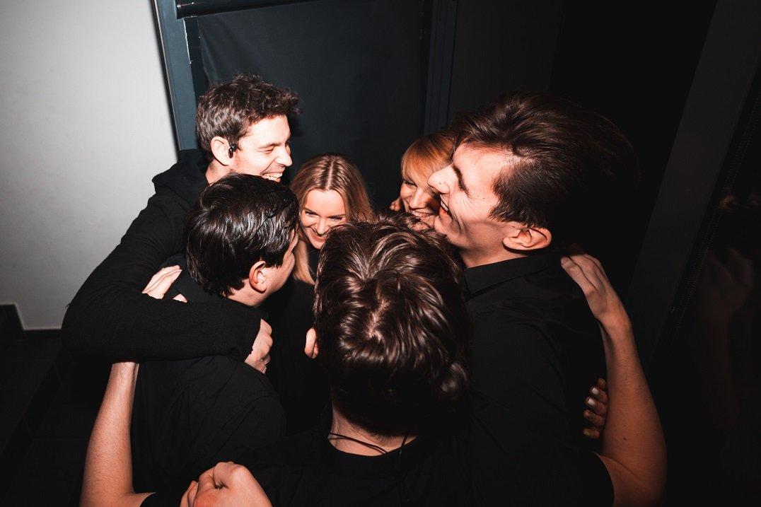 """""""Daddy Was A Milkman"""" 2019-uosius metus užbaigė anšlaginiu koncertu Palangoje, nuotrauka-9, Luko Grušecko ir Evelinos Sabaliauskaitės nuotr."""