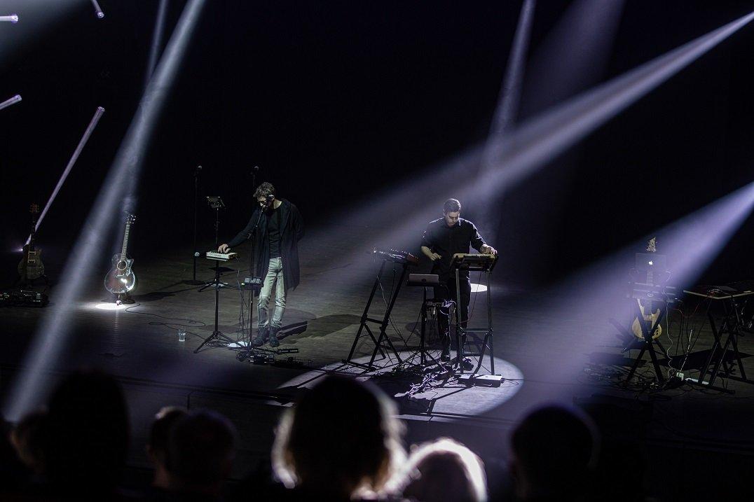 """""""Daddy Was A Milkman"""" 2019-uosius metus užbaigė anšlaginiu koncertu Palangoje, nuotrauka-8, Luko Grušecko ir Evelinos Sabaliauskaitės nuotr."""