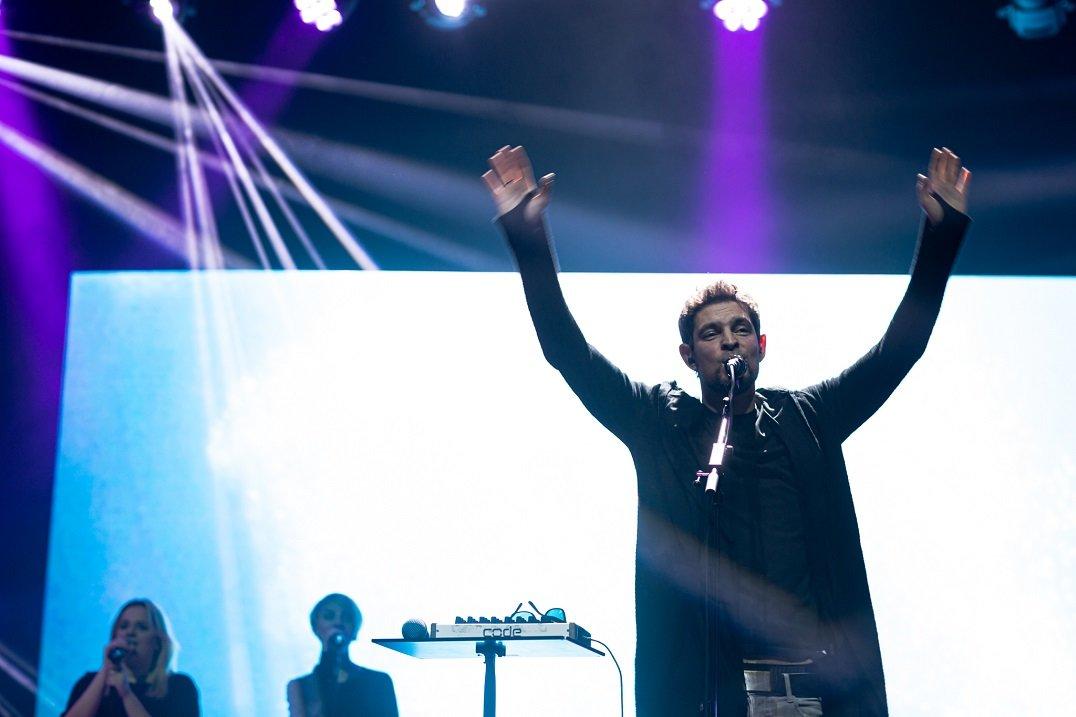 """""""Daddy Was A Milkman"""" 2019-uosius metus užbaigė anšlaginiu koncertu Palangoje, nuotrauka-20, Luko Grušecko ir Evelinos Sabaliauskaitės nuotr."""