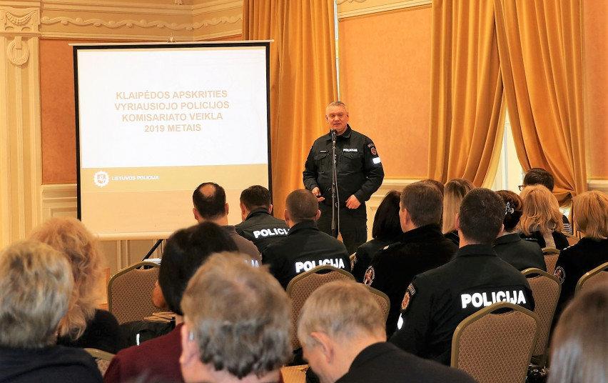 Policijos susitikimo su kurorto bendruomene metu akcentuota ir institucijų bendradarbiavimo svarba, nuotrauka-1