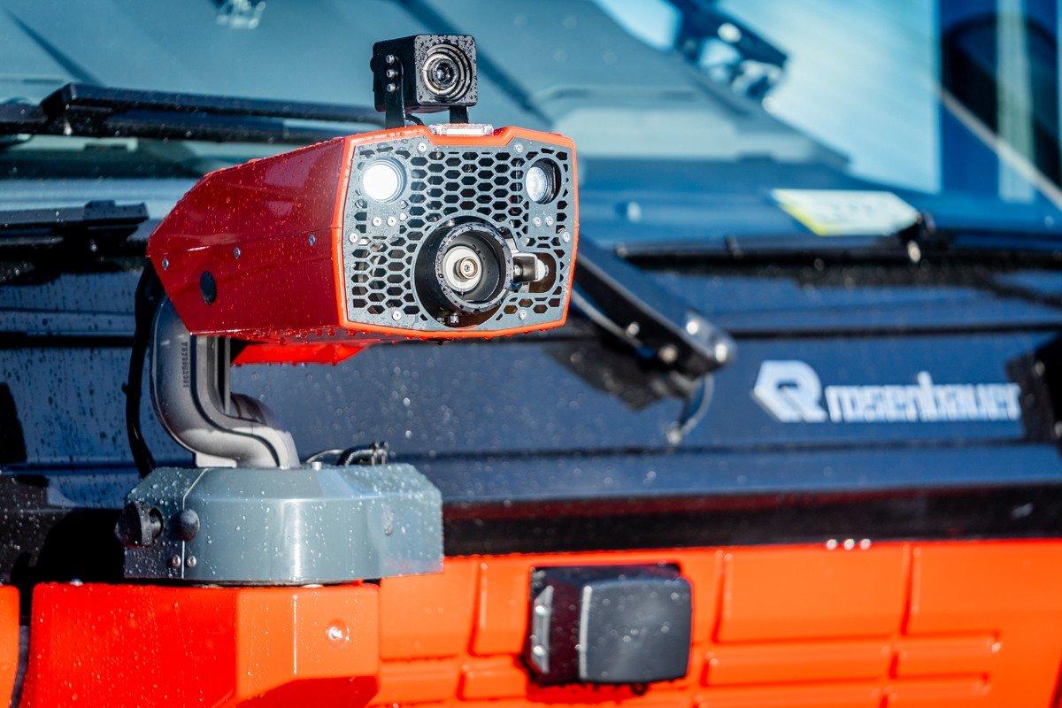 Palangos oro uoste pristatytas naujas priešgaisrinės tarnybos automobilis: analogišką techniką naudoja..., nuotrauka-7, Martyno Jaugelavičiaus nuotr.