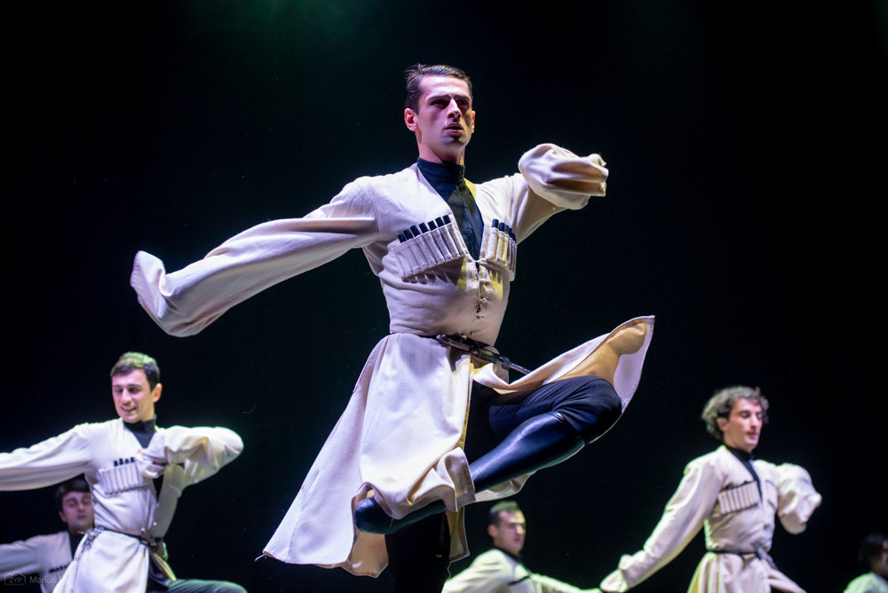"""Scenoje skrajojantis Sakartvelo baletas """"Sukhishvili"""" sugrįžta į Lietuvą, nuotrauka-2, """"Zyp photography"""" nuotr."""
