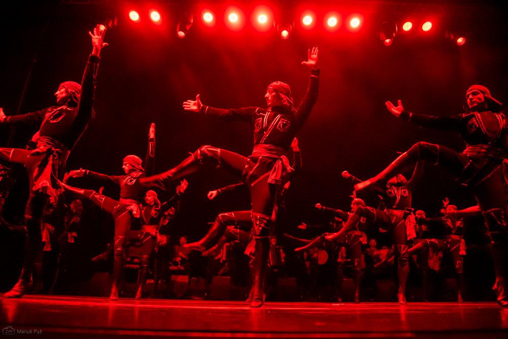 """Scenoje skrajojantis Sakartvelo baletas """"Sukhishvili"""" sugrįžta į Lietuvą, nuotrauka-1, """"Zyp photography"""" nuotr."""