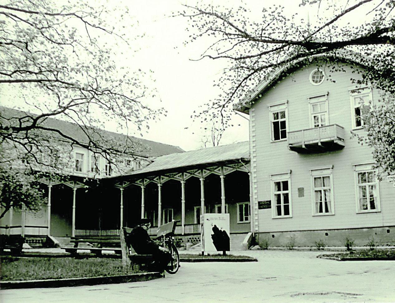 Palangos kurhauzo restauracija – architektės gyvenimo projektas, nuotrauka-2