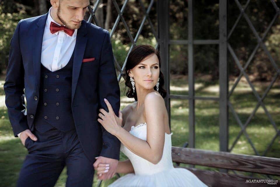 E. Cchovrebovas su žmona Reda, Nuotr. iš asmeninio Eriko Cchovrebovo fotoalbumo