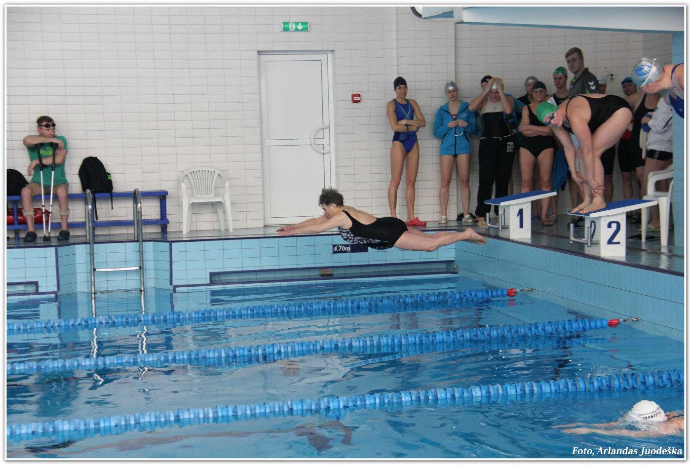 Palangos baseine – olimpinis vicečempionas, nuotrauka-2, Arlando Antano Juodeškos nuotr.