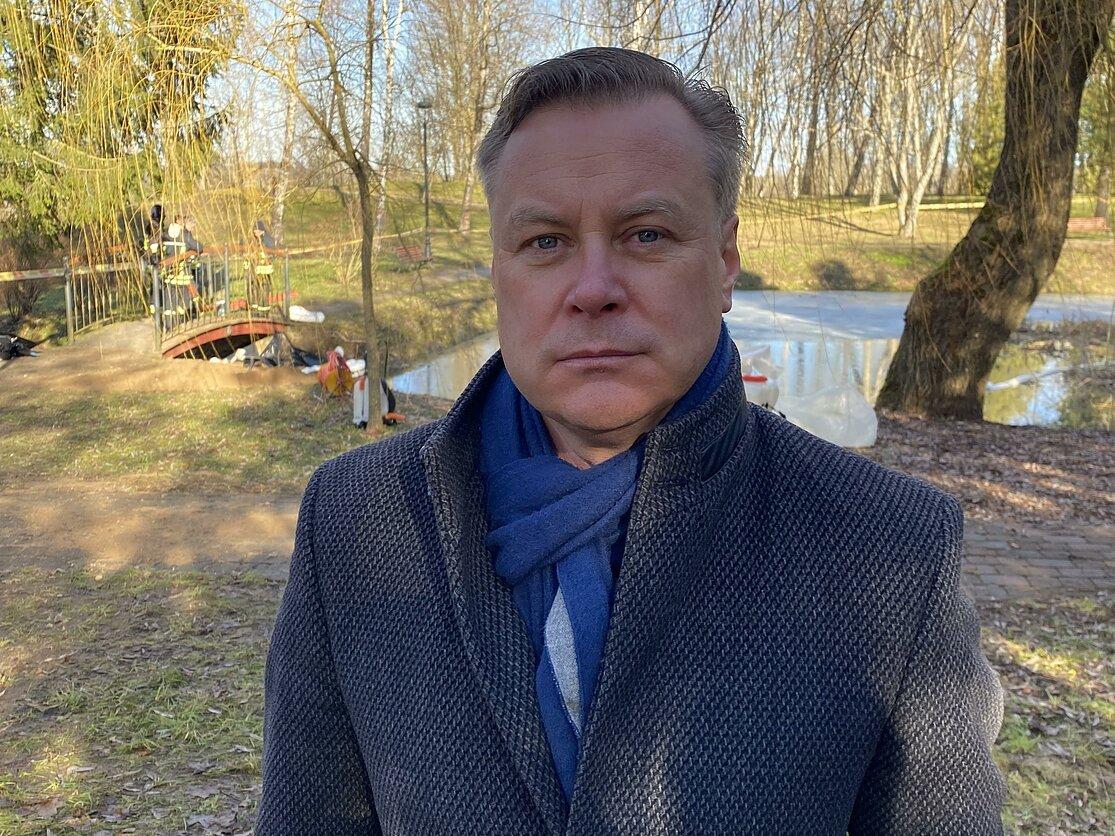 Antanas Kalnius, P. Selezniovo/LRT nuotr.