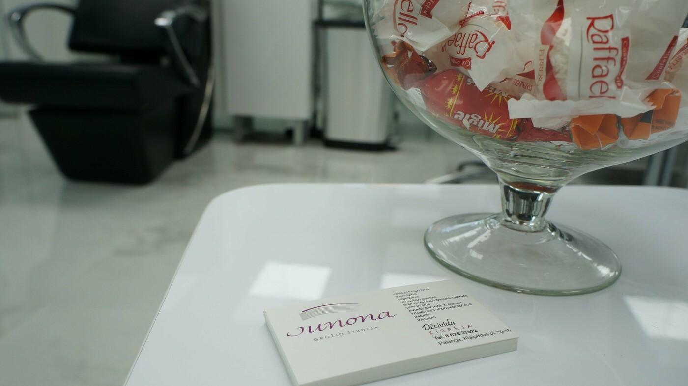 """Palangoje atsinaujino grožio studija """"Junona"""", nuotrauka-19"""