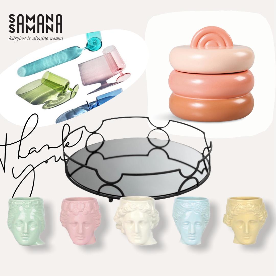 """Kūrybos ir dizaino namai """"Samana Samana"""""""