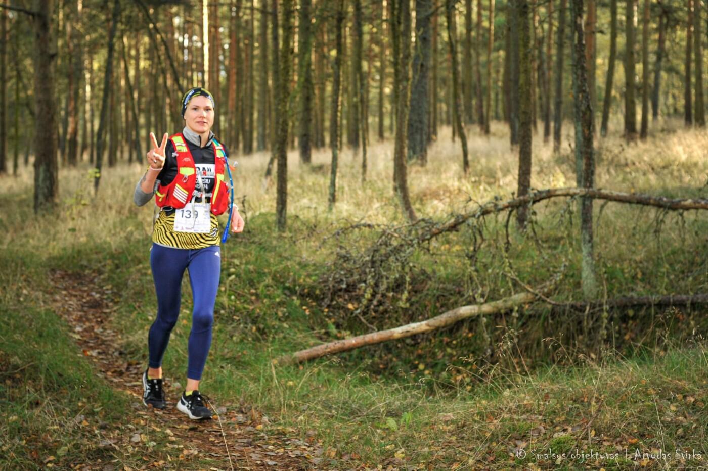 Palangiškė bėgikė ir toliau skina pergales, nuotrauka-1